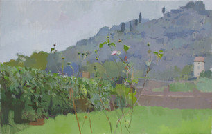 Autumn Mist, Vorno - Sold