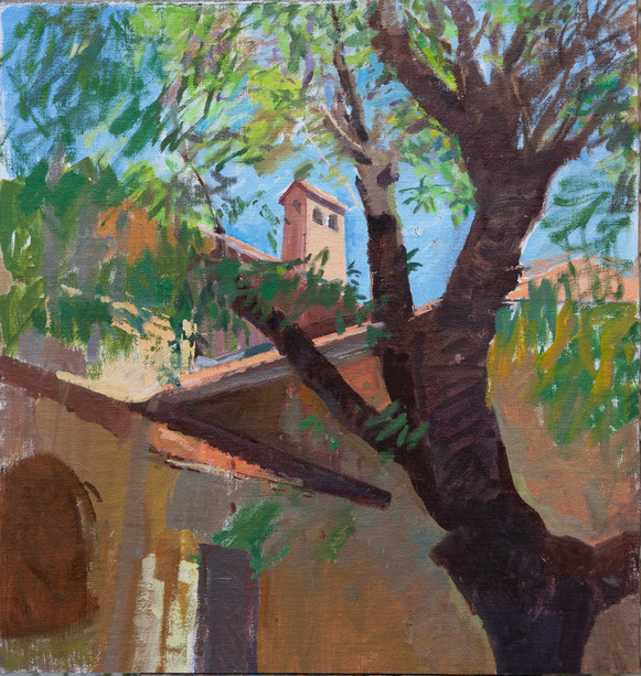 The Tree and The House, La Ciotat