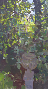 Trees in Sunlight (Small Version) - Sold