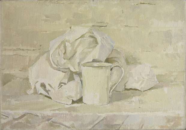 Still Life with Mug - Sold