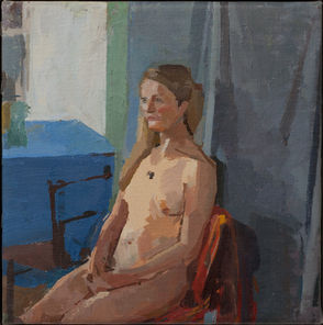 Seated Nude, Lucy