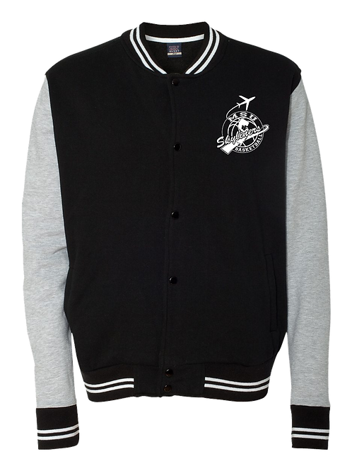 MSU Varsity Sweat Jacket
