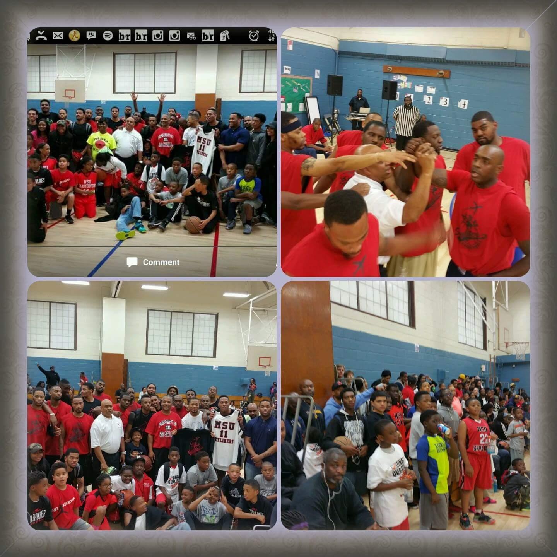 MSU Alumni Game 2015