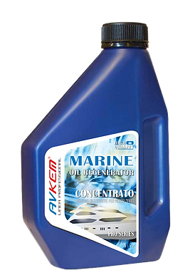 Marine Engine Oil Regenerator