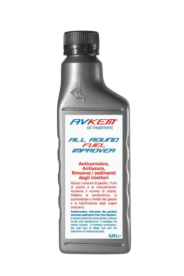 Additivo multifunzione per motori Diesel