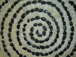 détail de la Spirale, 2011