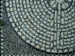 labyrinthe, détail