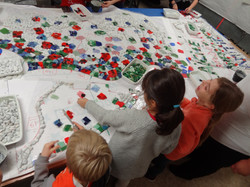 chantier participatif  Fleurance