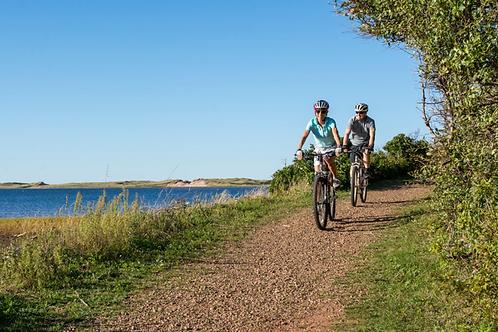Post-Congress Bike/Beach Trip