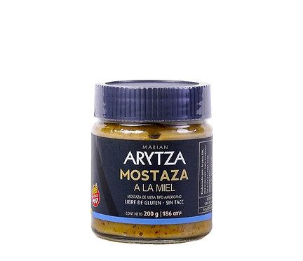 Alcaraz Gourmet - Arytza - Mostaza a la Miel