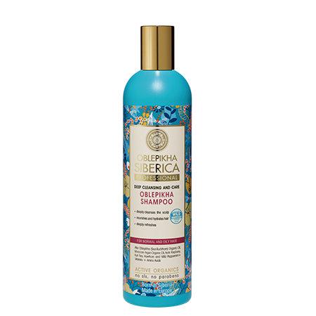 Natura Siberica - Shampoo Oblepikha - Cabello Normal o Graso