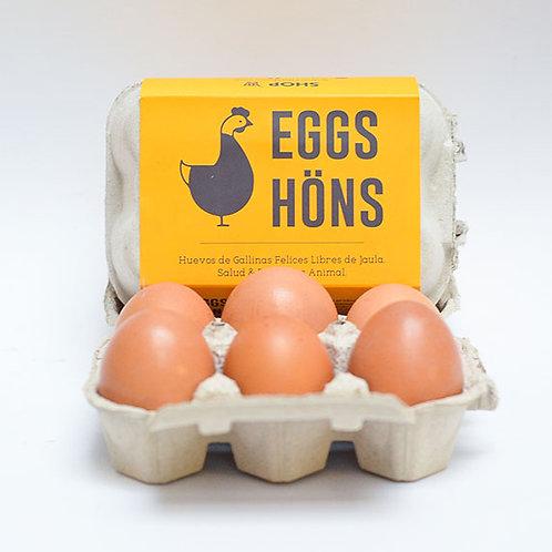 Eggs Hons - Huevos de Gallina