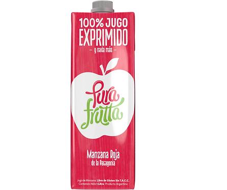 Pura Frutta - Jugo - Manzana Roja