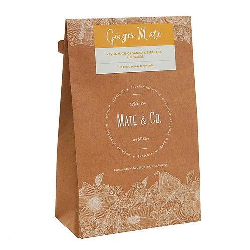Mate&Co - Yerba Mate - Bolsita - Ginger Mate