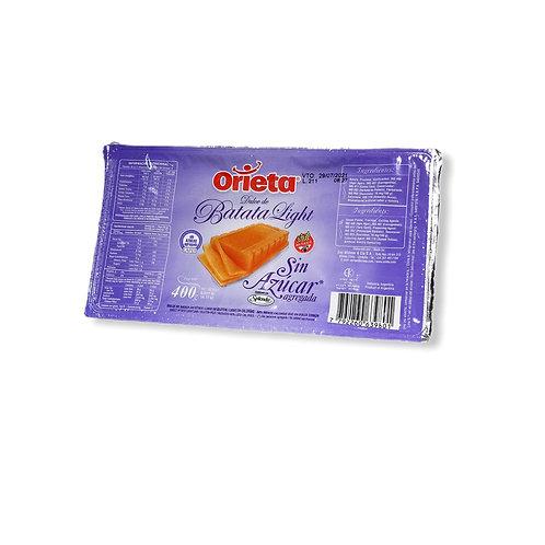 Orieta - Dulce de Batata - Sin Azúcar
