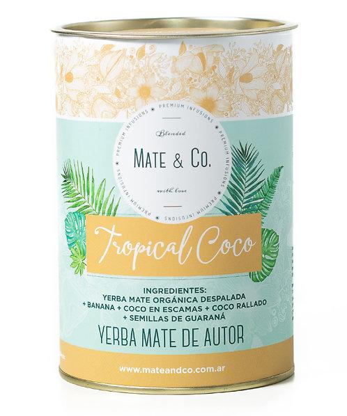 Mate&Co - Yerba Mate - Lata - Tropical Coco