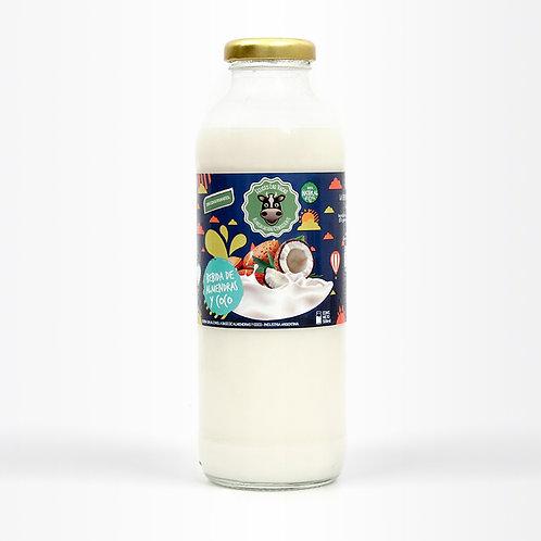Felices las Vacas - Bebida Vegetal - Almendra y Coco