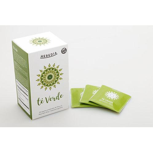 Heredia - Té Verde