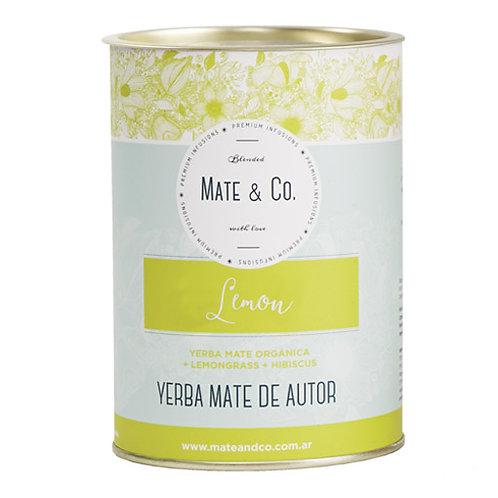 Mate&Co - Yerba Mate - Lata - Lemon