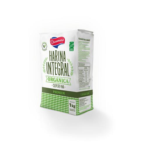 Dicomere - Harina Integral Orgánica Super Fina