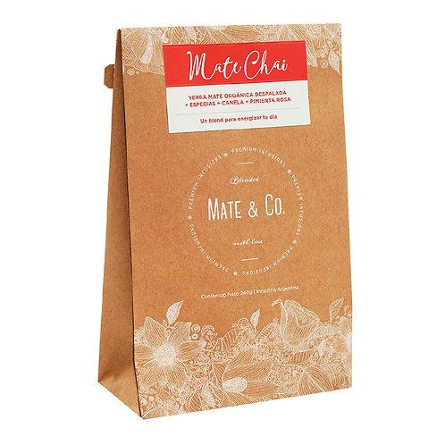 Mate&Co - Yerba Mate - Bolsita - Mate Chai