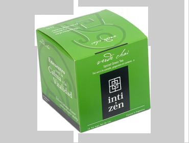Inti Zen - Té Verde Chai