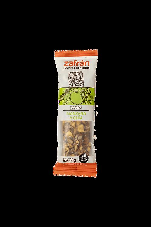 Zafrán - Barra - Manzana y Chía
