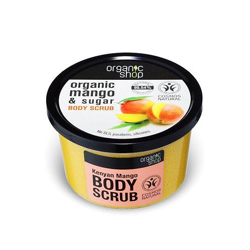 Organic Shop - Exfoliante Corporal - Mango de Kenia