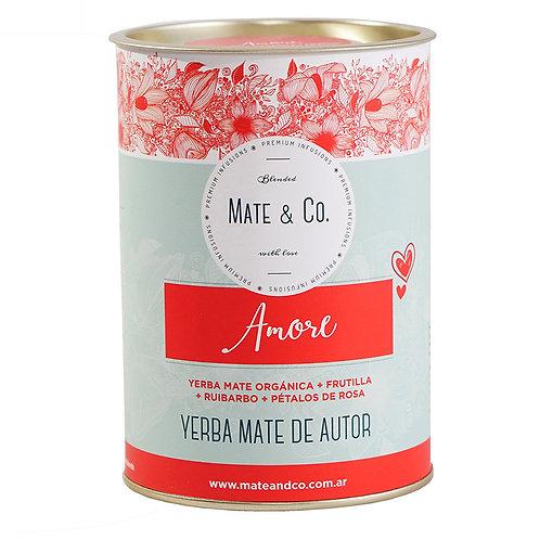 Mate&Co - Yerba Mate - Lata - Amore