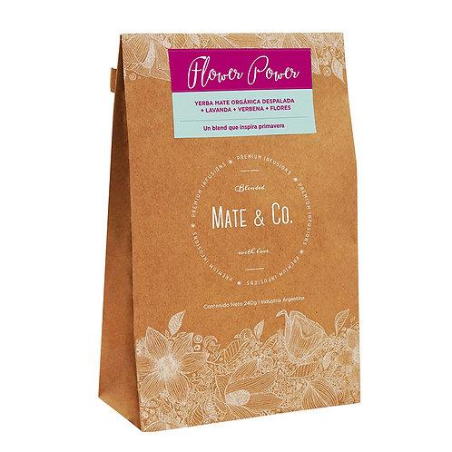 Mate&Co - Yerba Mate - Bolsita - Flower Power