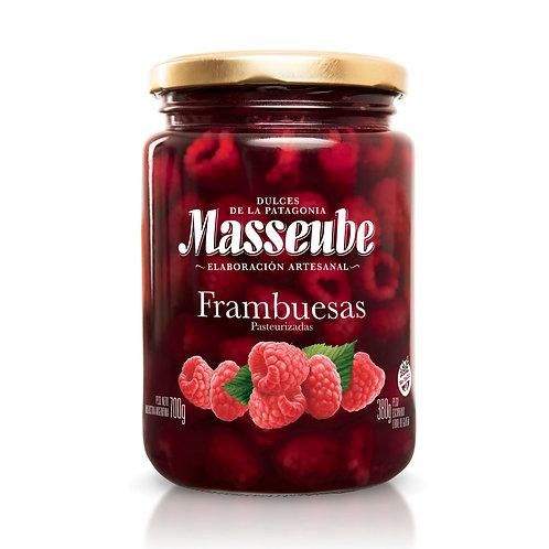 Masseube - Frutos en Almíbar - Frambuesas