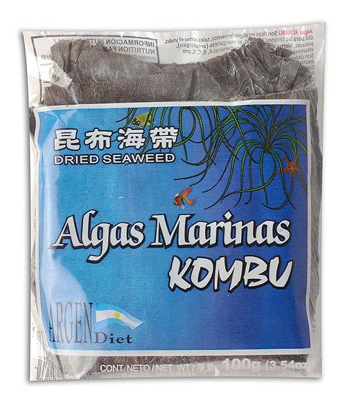 Argendiet - Algas Marinas Kombu