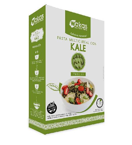 Wakas - Pasta Multicereal - Kale