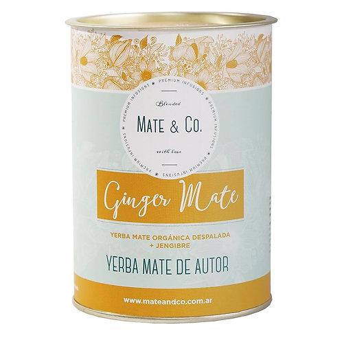 Mate&Co - Yerba Mate - Lata -Ginger Mate