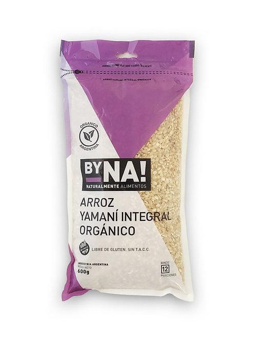 ByNa - Arroz Yamaní Integral - Zip Pack