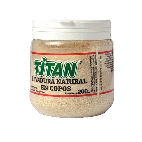 Titan - Levadura Natural en Copos
