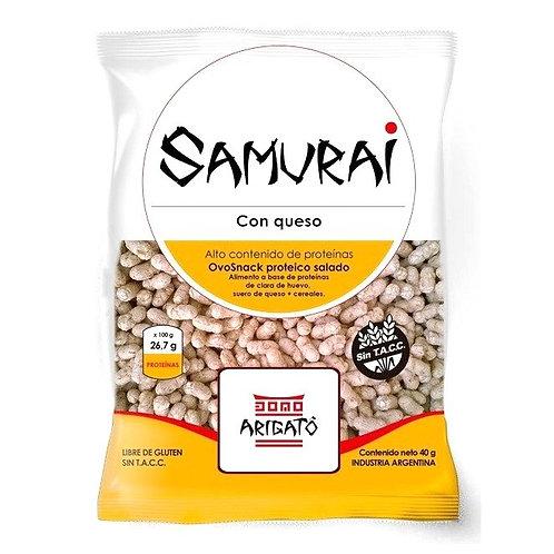 Samurai - Cereales Protéicos - Queso