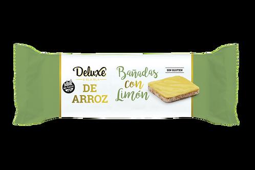 Deluxe & Blabla - Galletitas de Arroz Integral - Limón
