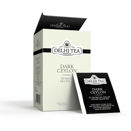 Delhi Tea - Dark Ceylon