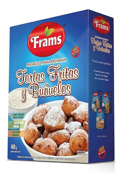 Frams - Premezcla - Tortas Fritas y Buñuelos