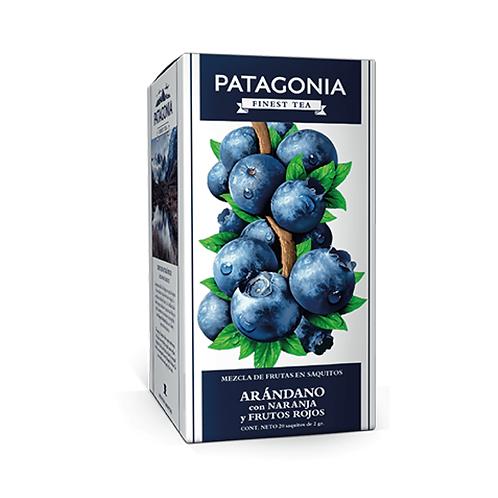 Patagonia - Arándano con Naranja y Frutos Rojos