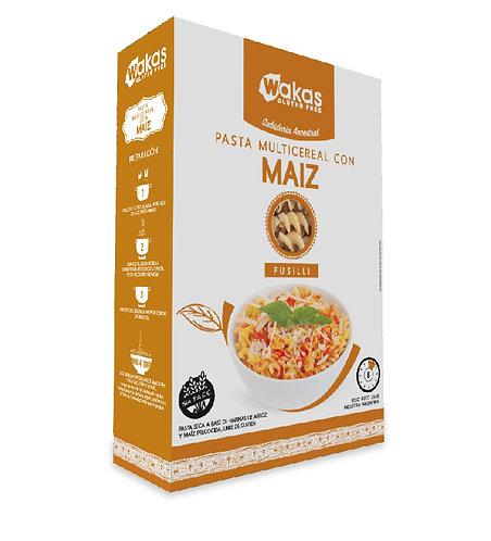 Wakas - Pasta Multicereal - Maíz
