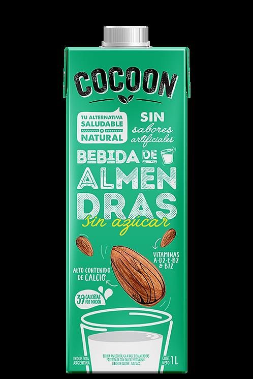 Cocoon - Leche de Almendras - Sin Azúcar
