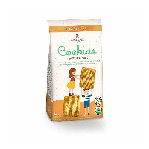 Cachafaz - Cookids - Avena y Miel