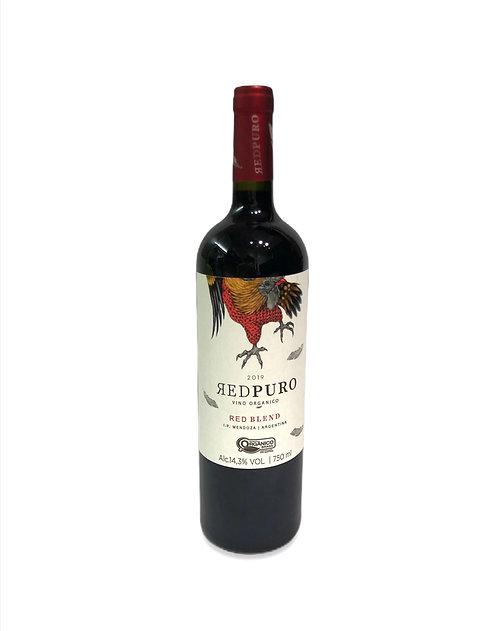 Red Puro - Vino Orgánico - Red Blend