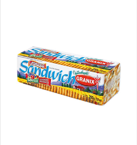 Granix - Crackers - Sandwich
