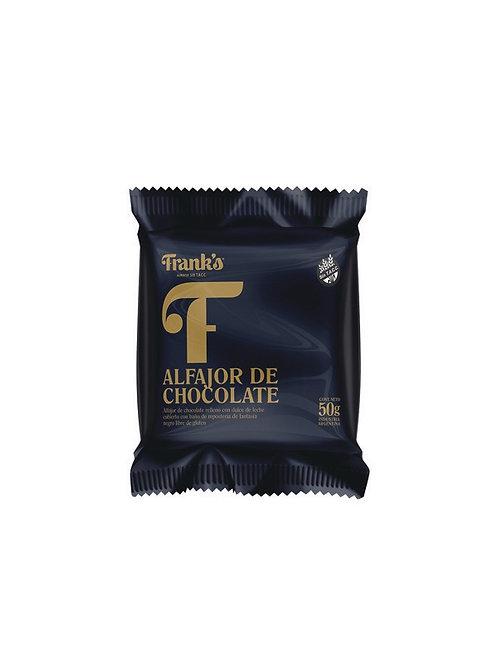 Frank's - Alfajor de Chocolate