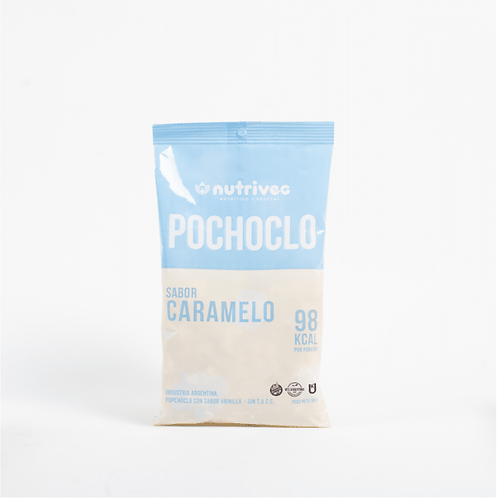 Nutriveg - Pochoclo - Caramelo