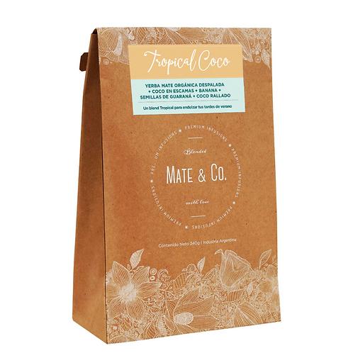 Mate&Co - Yerba Mate - Bolsita - Tropical Coco