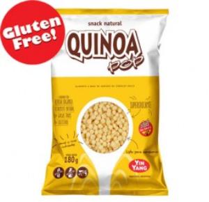 Yin Yang - Quinoa Pop
